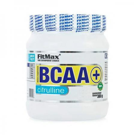 FitMax BCAA+Citrulline, 300 грамм