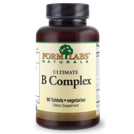 Form Labs Ultimate B-complex, 90 капсул