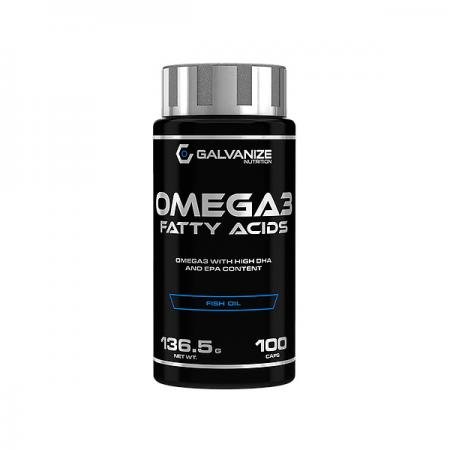 Galvanize Nutrition Omega 3, 100 капсул