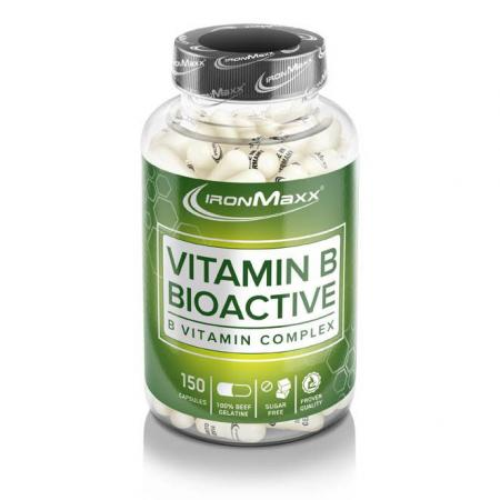 IronMaxx Vitamin B Bioactive, 150 капсул