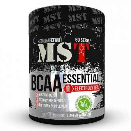 MST BCAA Essential Electrolytes, 480 грамм