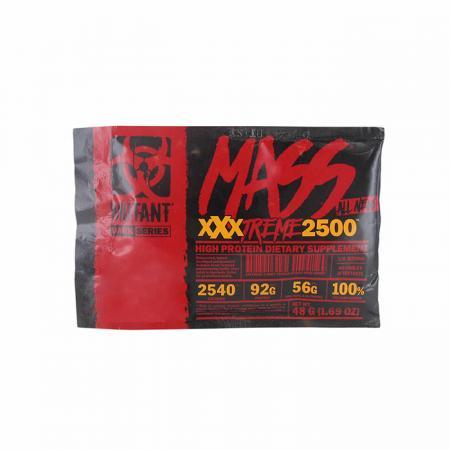 Mutant Mass Extreme 2500, 48 грамм