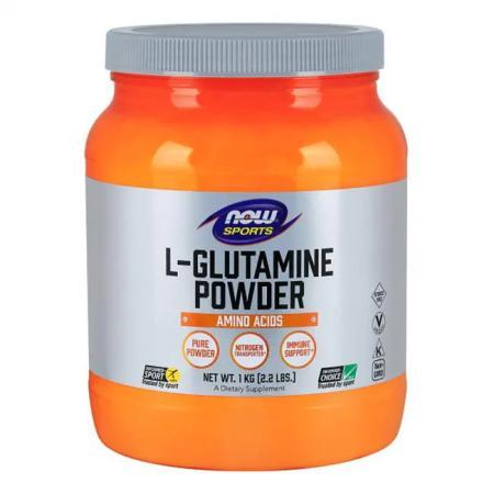 NOW L-Glutamine Powder, 1 кг