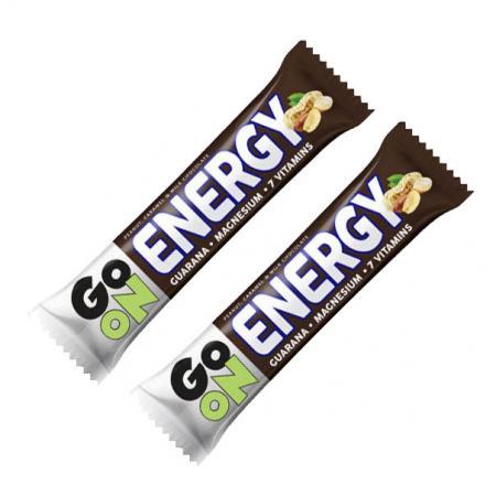 GoOn Energy Bar, 50 грам, SALE 1+1 - ТЕРМІН 05.20