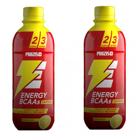 Prozis Energy BCAAs 375 мл, SALE 1+1