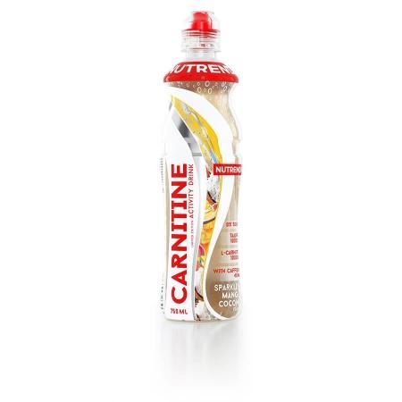 Nutrend Carnitine Activity Drink with Caffeine, 750 мл