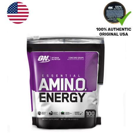 Optimum Essential Amino Energy, 900 грамм