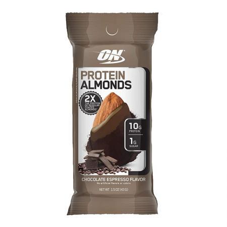 Optimum Protein Almonds, 43 грамма