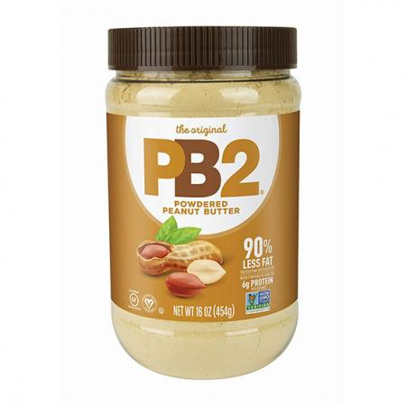 PB2 Powdered Peanut Butter, 454 грамм