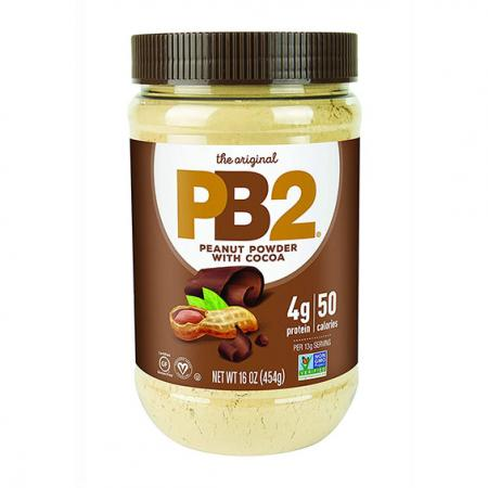 PB2 Powdered Peanut Butter with Chocolate, 454 грамм
