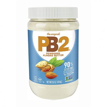 PB2 Powdered Almond Butter, 454 грамм