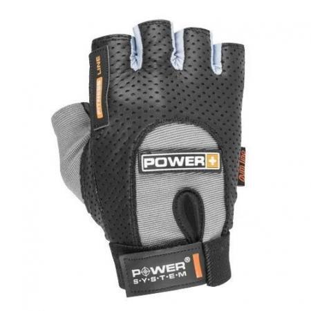 Перчатки для фитнеса Power System, серые - PS-2500