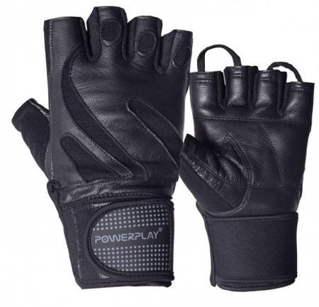 Перчатки для фитнеса Power System, черные - PP-1064