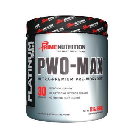 Prime Nutrition PWO-MAX, 360 грамм