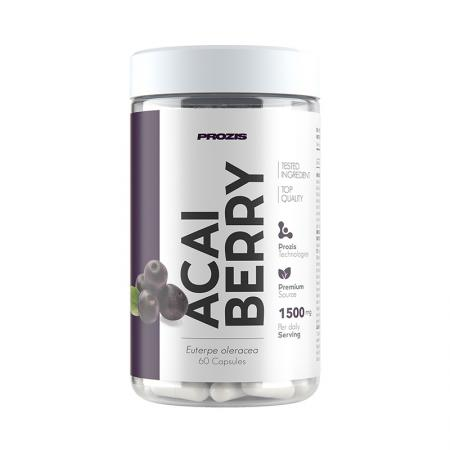 Prozis Acai Berry 500 mg, 60 капсул