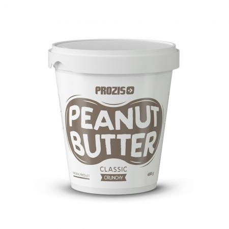 Prozis Classic Peanut Butter, 450 грамм (Crunchy)
