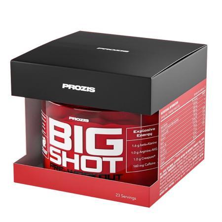 Prozis Big Shot - Pre-Workout, 150 грамм