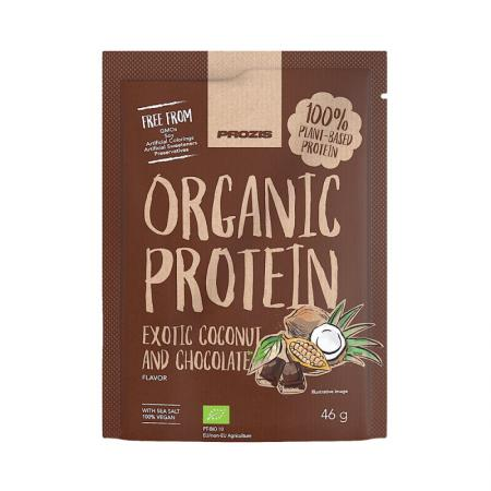 Prozis Organic Vegetable Protein, 46 грамм