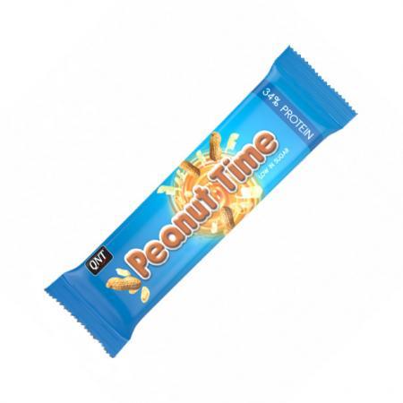 QNT Peanut Time Bar, 60 грамм