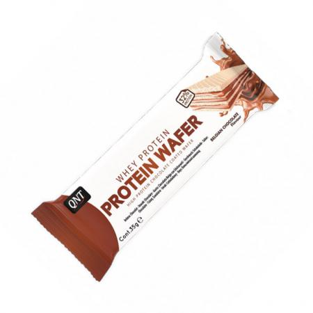 QNT Protein Wafer bar, 35 грамм