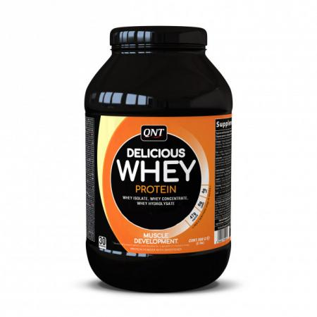 QNT Delicious Whey Protein, 2.2 кг