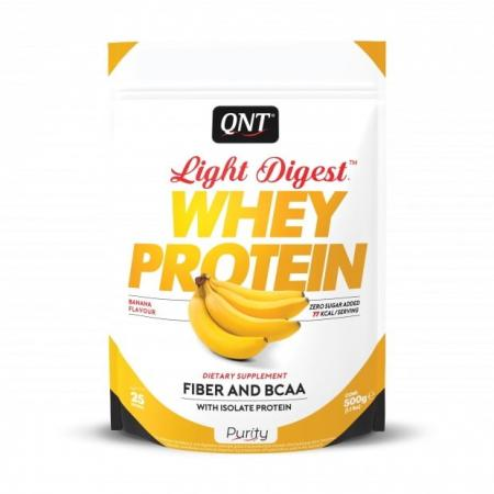 QNT Light Digest Whey Protein, 500 грамм
