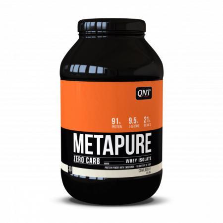 QNT Metapure Zero Carb Isolate, 908 грамм