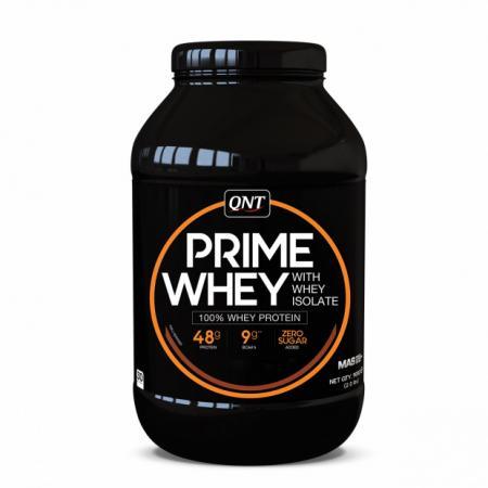 QNT Prime Whey, 908 грамм