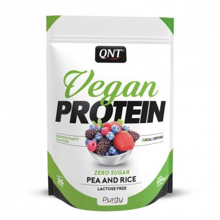 QNT Vegan Protein, 500 грамм