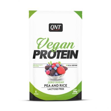 QNT Vegan Protein, 20 грамм