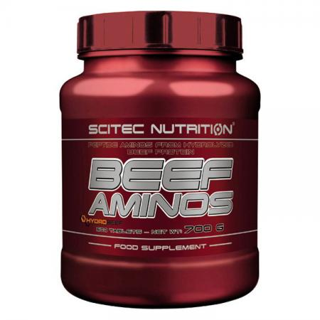 Scitec Beef Aminos, 500 таблеток