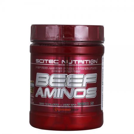 Scitec Beef Aminos, 200 таблеток