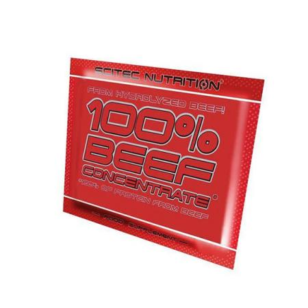 Scitec 100% Beef Concentrate, 15 грамм