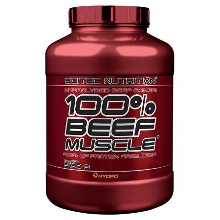 Scitec 100% Beef Muscle, 3.18 кг
