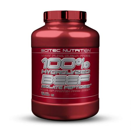 Scitec 100% Hydrolyzed Beef Isolate Peptide, 1.8 кг