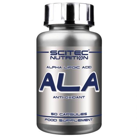 Scitec ALA, 50 капсул