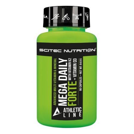 Scitec Athletic Line Advanced Multi Mineral, 60 таблеток