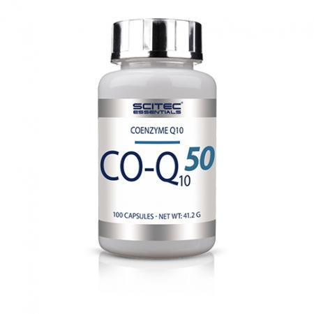 Scitec CO-Q10, 100 капсул