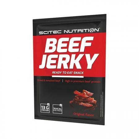 Scitec Beef Jerky, 25 грамм