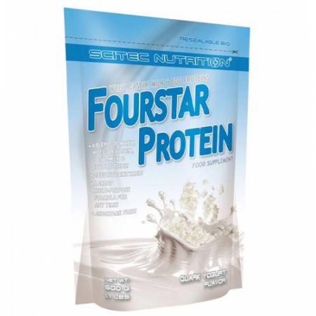 Scitec Fourstar Protein, 500 грам