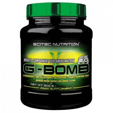 Scitec G-Bomb, 500 грамм