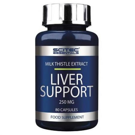 Scitec Liver Support, 80 капсул