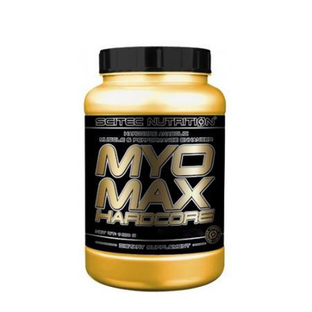 Scitec Myomax Hardcore, 1.4 кг