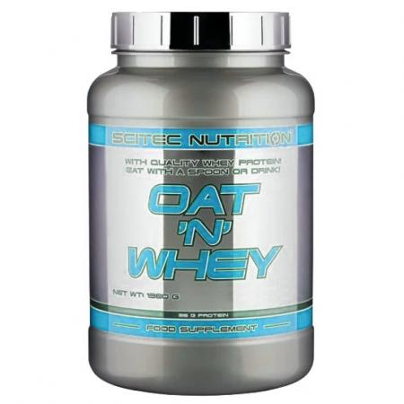 Scitec Oat 'N' Whey, 1.38 кг