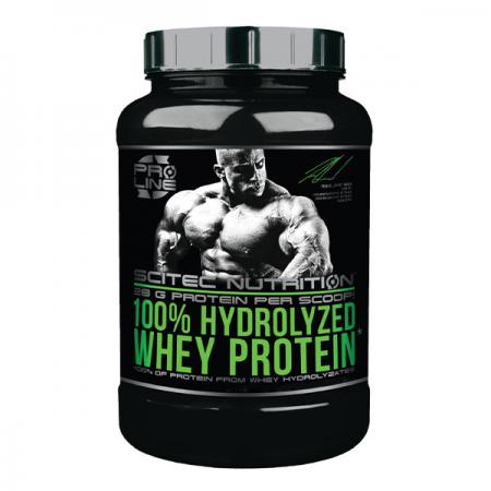 Scitec 100% Hydrolyzed Whey, 910 грамм - Pro Line
