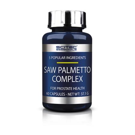 Scitec Saw Palmetto Complex, 60 капсул