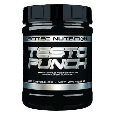 Scitec Testo Punch, 120 капсул