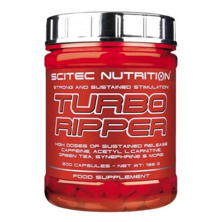 Scitec Turbo Ripper, 200 капсул