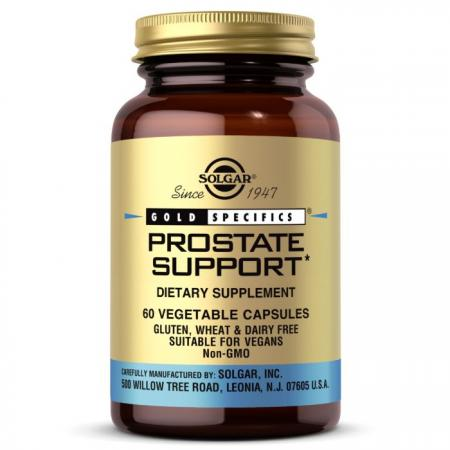 Solgar Gold Specifics Prostate Support, 60 вегакапсул