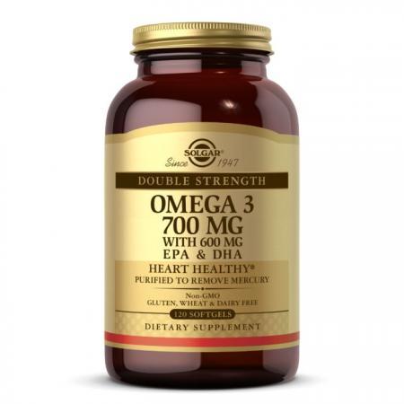 Solgar Omega-3 700 mg, 120 капсул